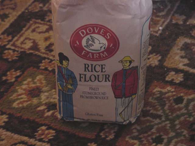 Brown Rice Flour (BRF)