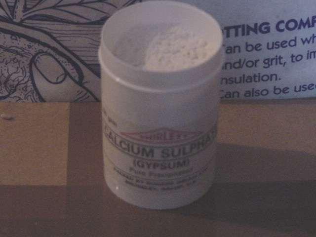 Calcium Sulphate (Gypsum)
